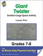 Giant Twister Lesson Plan (eLesson eBook)