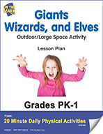 Giants, Wizards, and Elves Lesson Plan (eLesson eBook)