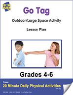 Go Tag Lesson Plan (eLesson eBook)