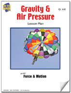 Gravity and Air Pressure Lesson Plan