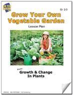 Grow Your Own Vegetable Garden Lesson Plan