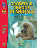Growth and Change in Animals Gr. 2-3
