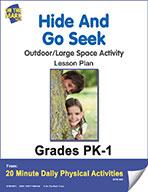 Hide And Go Seek Lesson Plan (eLesson eBook)