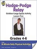 Hodge Podge Relay Lesson Plan (eLesson eBook)