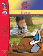 Holes Lit Link: Novel Study Guide