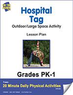 Hospital Tag Lesson Plan (eLesson eBook)