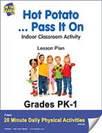 Hot Potato.. Pass It On Lesson Plan (eLesson eBook)