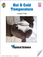 Hot and Cold Temperature Lesson Plan