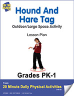 Hound And Hare Tag Lesson Plan (eLesson eBook)