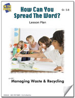 How Can You Spread the Word?  Lesson Plan