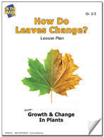 How Do Leaves Change? Lesson Plan