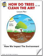 How Do Trees Clean the Air?  Lesson Plan