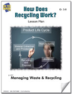 How Does Recycling Work?   Lesson Plan