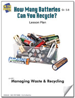 How Many Batteries Can You Recycle?  Lesson Plan