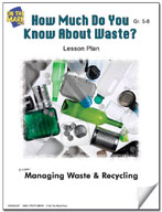 How Much Do You Know About Waste?  Lesson Plan