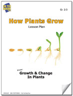How Plants Grow Lesson Plan