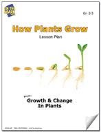 How Plants Grow Lesson Plan