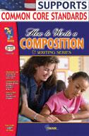 How to Write a Composition Gr. 6-10 (Enhanced eBook)