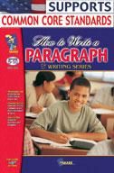 How to Write a Paragraph Gr. 5-10 (Enhanced eBook)