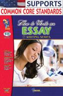 How to Write an Essay Gr. 7-12