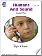 Humans and Sound Lesson Plan