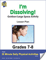 I'm Dissolving! Lesson Plan (eLesson eBook)