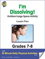 I'm Dissolving! Lesson Plan (eLesson eBook)