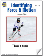 Identifying Force and Motion Lesson Plan
