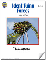 Identifying Forces Lesson Plan