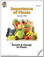 Importance of Plants Lesson Plan