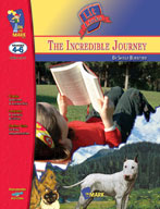 Incredible Journey Lit Link: Novel Study Guide
