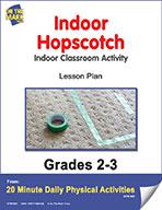 Indoor Hopscotch Lesson Plan (eLesson eBook)