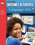 Internet Activities for Language Arts Gr. 4-8 (eBook)