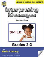 Interpreting Messages Lesson Plan (eBook)