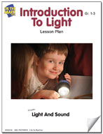 Introduction to Light Lesson Plan