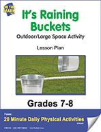 It's Raining Buckets Lesson Plan (eLesson eBook)