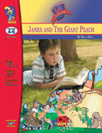 James and the Giant Peach Lit Link Gr. 4-6: Novel Study Guide