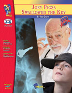 Joey Pigza Swallowed the Key Lit Link: Novel Study Guide (Enhanced eBook)