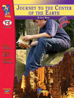 Journey to the Center of the Earth: Novel Study Guide (Enhanced eBook)