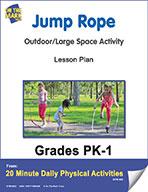 Jump Rope Lesson Plan (eLesson eBook)