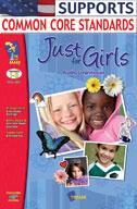 Just for Girls Reading Comprehension Gr. 1-3 (Enhanced eBook)