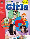 Just for Girls Reading Comprehension Gr. 3-6 Aligned to Common Core (Enhanced eBook)