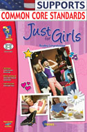 Just for Girls Reading Comprehension Gr. 6-8