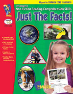Just the Facts! Developing Non-Fiction Reading Skills Common Core Version Gr. 1-3 (Enhanced eBook)