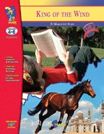 King of the Wind Lit Link [Novel Study Guide] Grades 4-6 (Enhanced eBook)