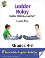 Ladder Relay Lesson Plan (eLesson eBook)