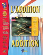 L'addition/Addition (French/English)