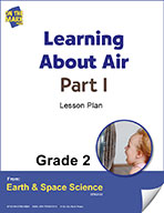 Learning About Air-Part One Gr. 2 (e-lesson plan)