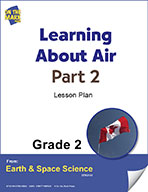 Learning About Air-Part Two Gr. 2 (e-lesson plan)