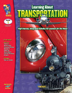 Learning About Transportation (Enhanced eBook)